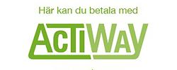 Betala med Actiway